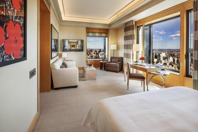 Le Four Seasons, New York