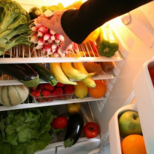 Attention aux restes dans le frigo